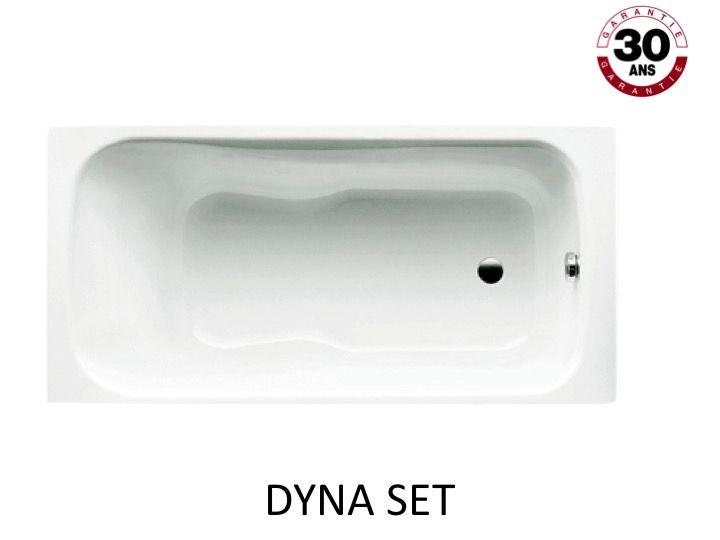 radiateur s che serviettes baignoires baignoire 150 x 75 cm en acier maill kaldewei. Black Bedroom Furniture Sets. Home Design Ideas