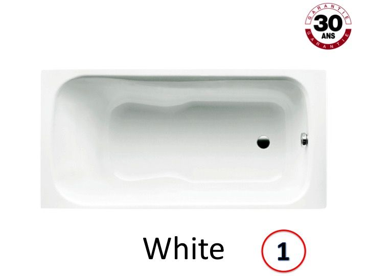 baignoires longueur 150 baignoire 150 x 75 cm en acier