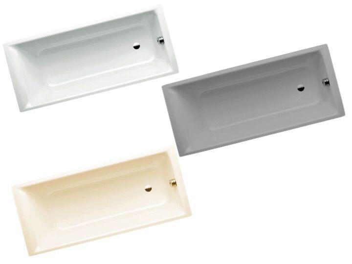 Baignoires longueur 160 baignoire 160 x 70 cm en acier maill kaldewei a - Refaire email baignoire ...