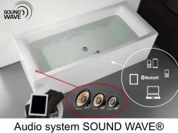 Système audio - SOUND WAVE® KALDEWEI