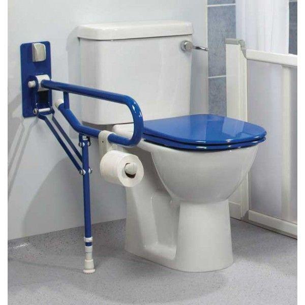 meubles lave mains robinetteries pmr accessoires barre d 39 appui rabattable sans pied pmr