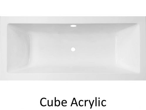 baignoires longueur 180 baignoire 180 x 90 cm en. Black Bedroom Furniture Sets. Home Design Ideas