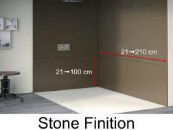 Panneaux muraux pour receveurs de douches de salle de bains - Panneaux muraux pour salle de bain ...