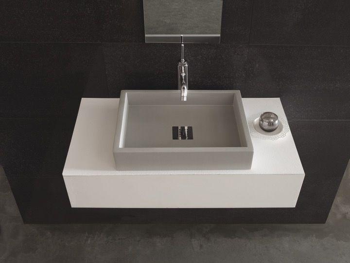 Vasques Largeur 50 Vasque Suspendue Ou à Poser Lavabo 38 X 50 Cm