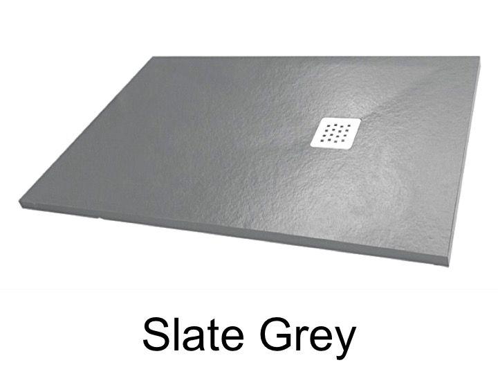 receveurs de douches longueur 135 receveur de douche en r sine sur mesure 135 cm petite. Black Bedroom Furniture Sets. Home Design Ideas