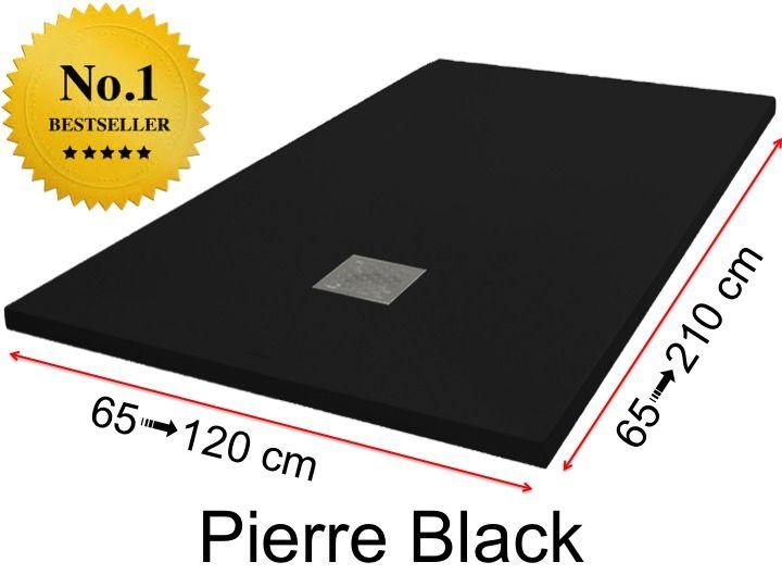 receveurs de douches longueur 90 receveur de douche 90 cm en r sine petite dimension pierre. Black Bedroom Furniture Sets. Home Design Ideas