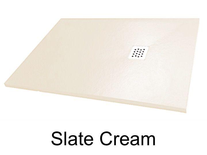 receveurs de douches longueur 150 receveur de douche en r sine sur mesure 150 cm petite. Black Bedroom Furniture Sets. Home Design Ideas