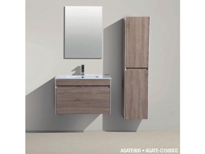 meubles lave mains robinetteries meuble sdb meuble de salle de bains suspendre 80 cm. Black Bedroom Furniture Sets. Home Design Ideas