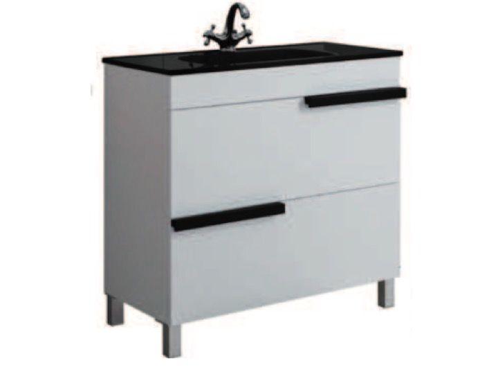 meubles lave mains robinetteries meuble sdb meuble de salle de bains poser sur pieds. Black Bedroom Furniture Sets. Home Design Ideas