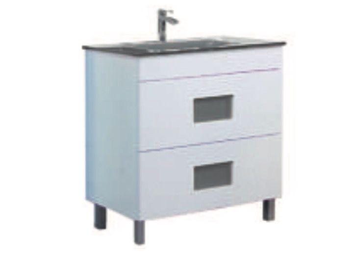 Meuble salle de bain avec vasque a poser for Meuble de salle de bain avec vasque et miroir