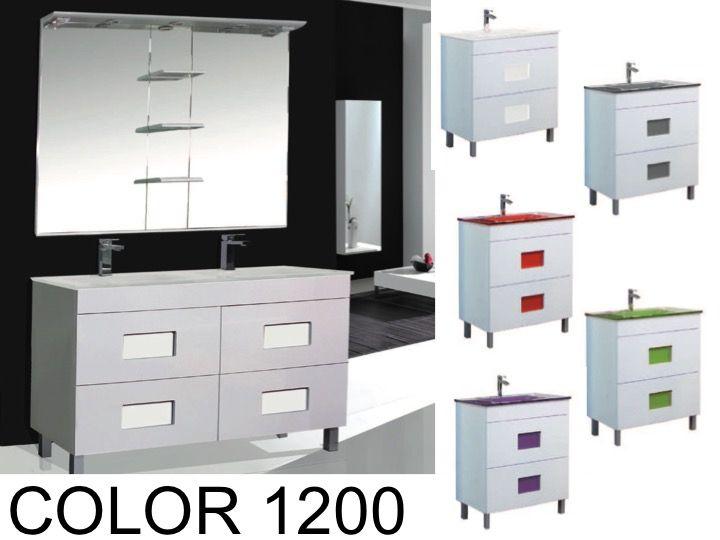 poser une vasque sur un meuble affordable meuble salle de bain sans vasque collection et meuble. Black Bedroom Furniture Sets. Home Design Ideas