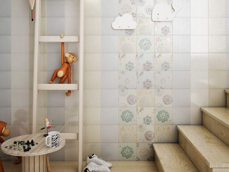 carrelages mosa ques et galets cuisine mural fa ence murale 15x15 in gale et tendance. Black Bedroom Furniture Sets. Home Design Ideas