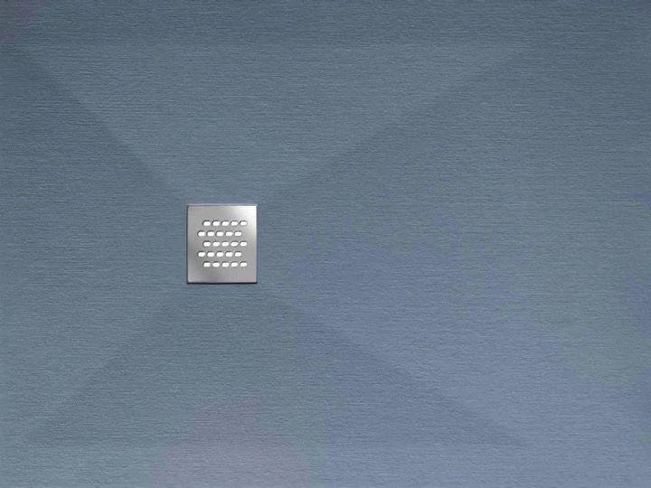 receveur de douche 100 cm en r sine min ral de marbre petit et grande taille extra plat. Black Bedroom Furniture Sets. Home Design Ideas