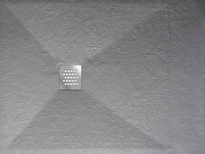 receveurs de douches longueur 100 receveur de douche 100 cm en r sine min ral de marbre petit. Black Bedroom Furniture Sets. Home Design Ideas