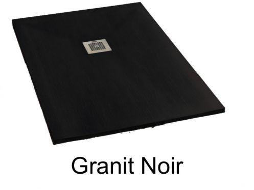 receveurs de douches longueur 200 receveur de douche 200 cm en r sine min ral de marbre petit. Black Bedroom Furniture Sets. Home Design Ideas