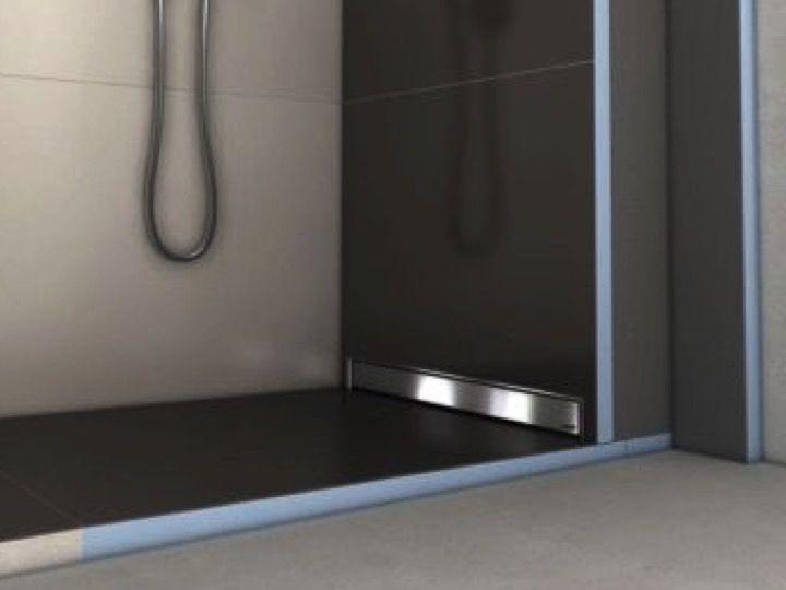 receveurs de douches a carreler wedi receveur de douche. Black Bedroom Furniture Sets. Home Design Ideas
