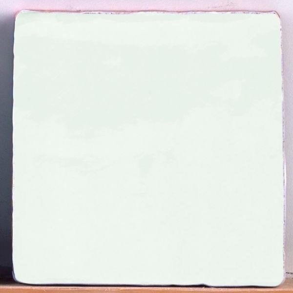 Carrelage sol et mur mural provenza blanco brillo 10x10 for Carrelage 10x10