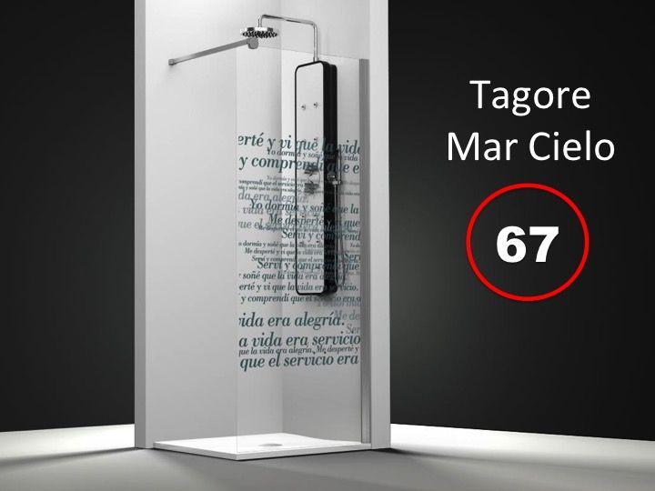 Paroi de douche longueur 50 paroi de douche fixe 50 x - Paroi de douche sur mesure castorama ...