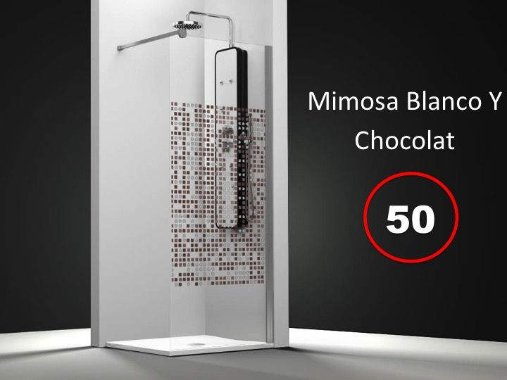 paroi de douche longueur 60 paroi de douche fixe 60 x 195 cm sur mesure verre securit de 6mm. Black Bedroom Furniture Sets. Home Design Ideas