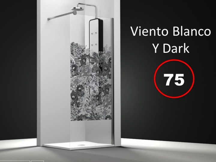 paroi de douche longueur 60 paroi de douche fixe 60 x 195 cm sur mesure verre securit de 6mm. Black Bedroom Furniture Sets. Home Design Ideas
