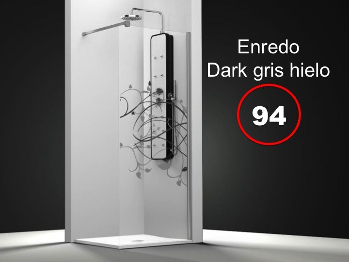 paroi de douche longueur 110 paroi de douche fixe 110 x 195 cm sur mesure verre securit de. Black Bedroom Furniture Sets. Home Design Ideas