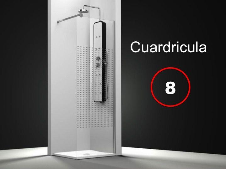 paroi de douche longueur 130 paroi de douche fixe 130 x. Black Bedroom Furniture Sets. Home Design Ideas