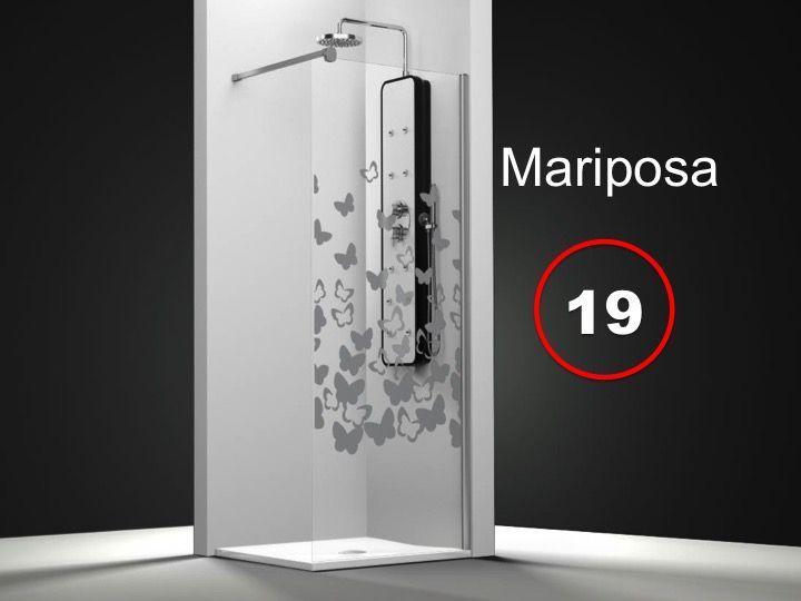 paroi de douche longueur 135 paroi de douche fixe 135 x 195 cm sur mesure verre securit de. Black Bedroom Furniture Sets. Home Design Ideas