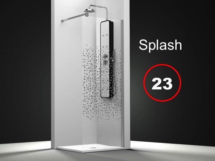 Paroi de douche longueur 160 paroi de douche fixe 160 x for Paroi de douche fixe sur mesure