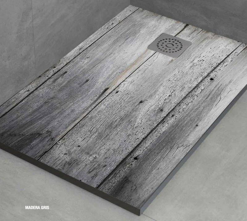 Receveurs de douches longueur 100 receveur de douche 80x100 imagik bois - Receveur douche 80x100 ...