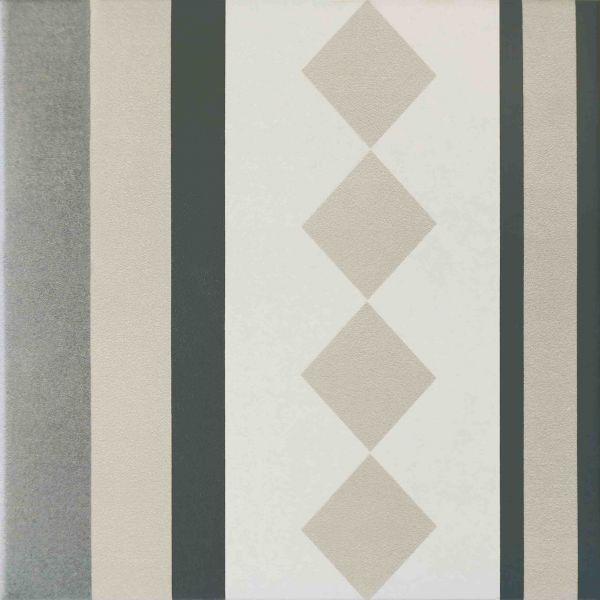 paris 18e border 20x20 carrelage imitation carreaux de ciment gr s c rame. Black Bedroom Furniture Sets. Home Design Ideas
