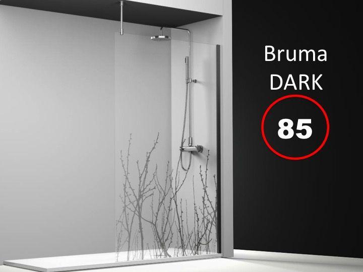 Paroi de douche longueur 35 paroi de douche fixe 35x195 - Traitement anti calcaire paroi de douche ...