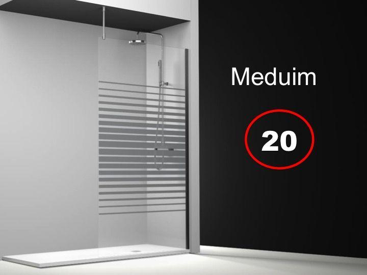 paroi de douche longueur 60 paroi de douche fixe 60x195 cm sur mesure barre stabilisatrice. Black Bedroom Furniture Sets. Home Design Ideas