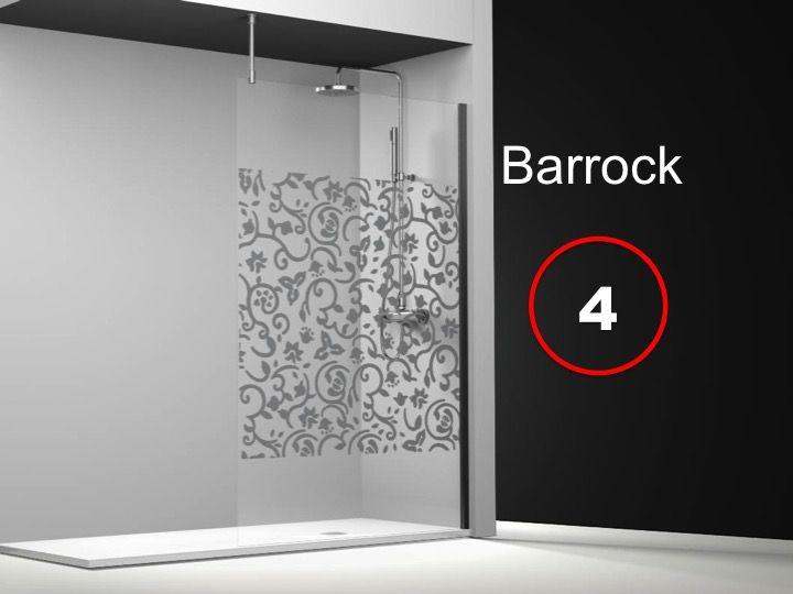 Paroi de douche longueur 150 paroi de douche fixe - Traitement anti calcaire paroi de douche ...