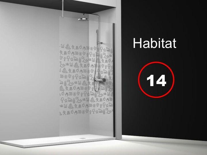 paroi de douche longueur 150 paroi de douche fixe. Black Bedroom Furniture Sets. Home Design Ideas
