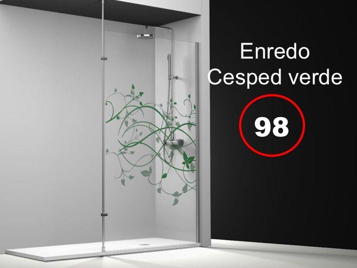 Paroi de douche longueur 25 paroi de douche fixe 25x195 - Traitement anti calcaire paroi de douche ...