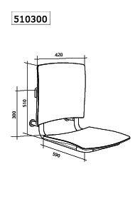 radiateur s che serviettes pmr accessoires si ge de douche amovible pmr. Black Bedroom Furniture Sets. Home Design Ideas