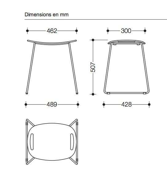 meubles lave mains robinetteries pmr accessoires tabouret de douche blanc design pmr. Black Bedroom Furniture Sets. Home Design Ideas