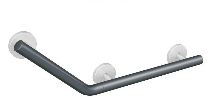 meubles lave mains robinetteries pmr accessoires barre de maintien coud e 135 pmr. Black Bedroom Furniture Sets. Home Design Ideas