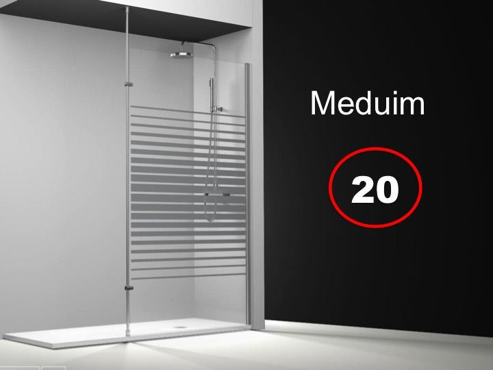 Paroi de douche longueur 80 paroi de douche fixe 80x195 - Traitement anti calcaire paroi de douche ...