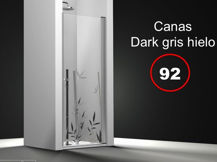 Paroi de douche longueur 55 porte de douche 55 x 195 cm for Porte exterieur sur mesure