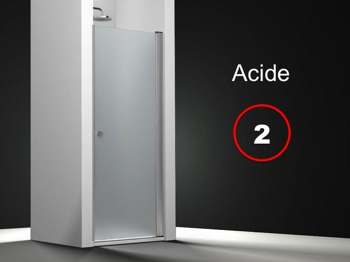 paroi de douche longueur 80 porte de douche 80 x 195 cm sur mesure pivotante int rieur et. Black Bedroom Furniture Sets. Home Design Ideas