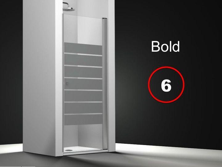 Paroi de douche longueur 80 porte de douche 80 x 195 cm sur mesure pivotante int rieur et - Porte exterieur sur mesure ...