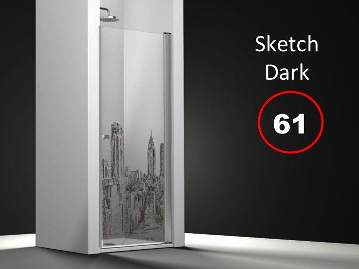 paroi de douche longueur 100 porte de douche 100 x 195. Black Bedroom Furniture Sets. Home Design Ideas