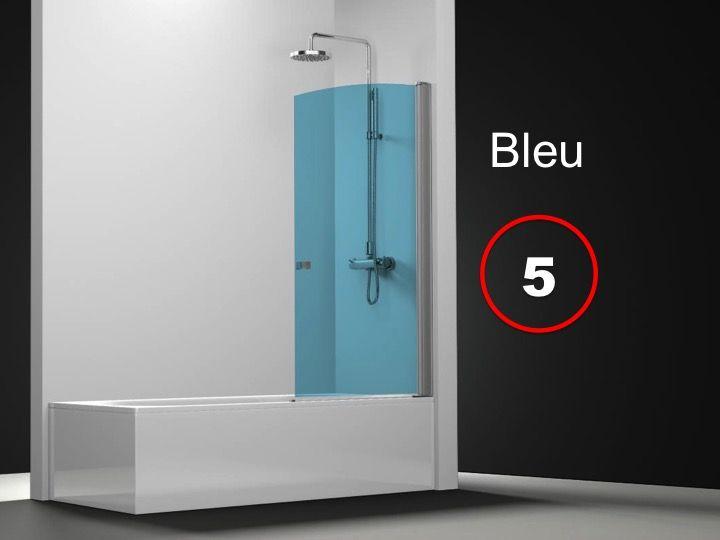 paroi de douche longueur 60 paroi de baignoire 60 x 195. Black Bedroom Furniture Sets. Home Design Ideas