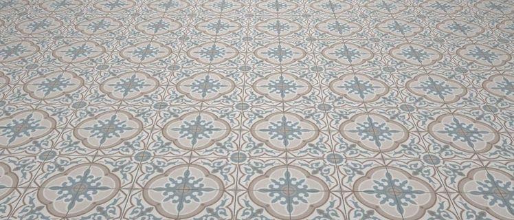 Carrelage sol et mur c ciment imitation gaetine classic for Carrelage gres cerame 20x20