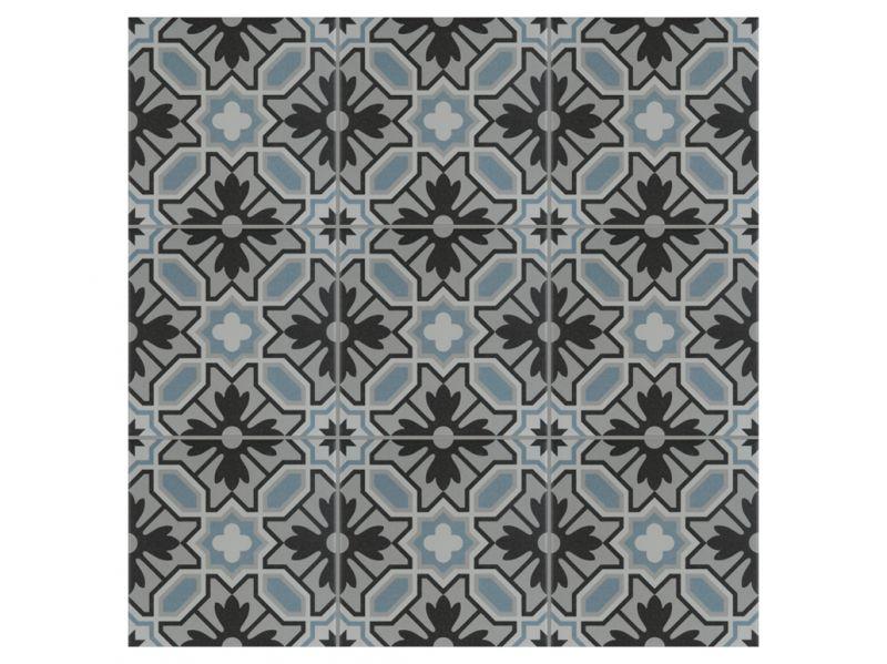 carrelages mosa ques et galets aspect cx ciment emile 20x20 carrelage de sol aspect. Black Bedroom Furniture Sets. Home Design Ideas