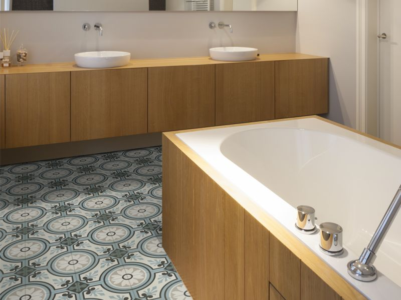 carrelages mosa ques et galets aspect cx ciment esmee. Black Bedroom Furniture Sets. Home Design Ideas