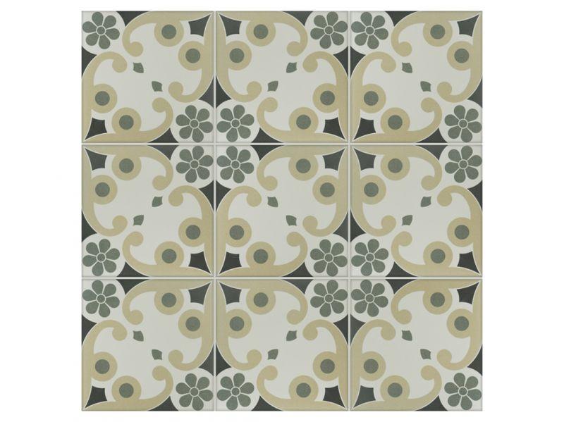carrelages mosa ques et galets aspect cx ciment jenette 20x20 carrelage de sol aspect. Black Bedroom Furniture Sets. Home Design Ideas