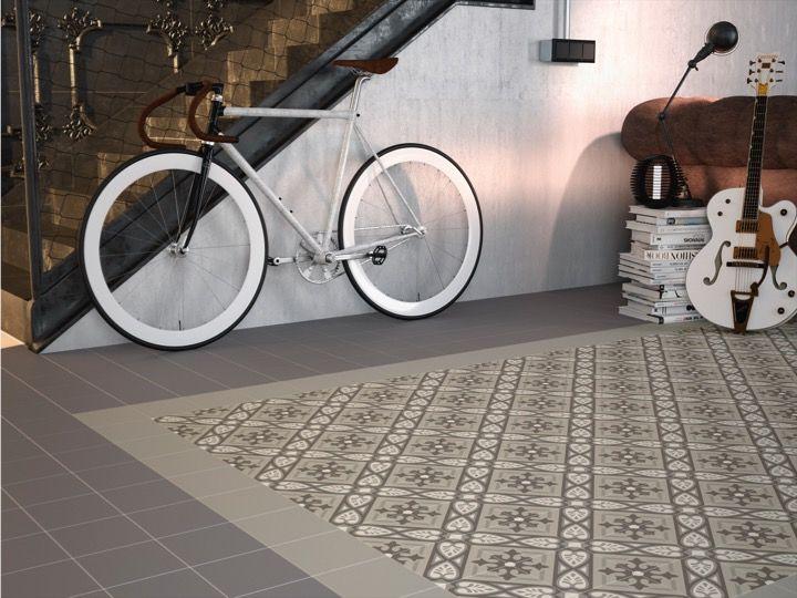 carrelages mosa ques et galets aspect cx ciment solano. Black Bedroom Furniture Sets. Home Design Ideas