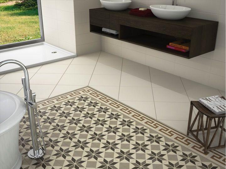 carrelages mosa ques et galets aspect cx ciment sisal beige 20x20 carrelage de sol aspect. Black Bedroom Furniture Sets. Home Design Ideas